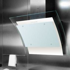 Stainless steel range hoods – new Blanco range hood by Gutmann
