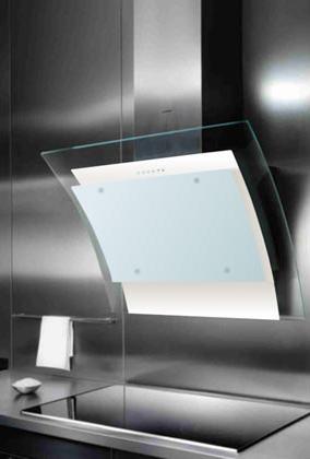 Stainless steel range hoods – new Blanco range hood by Gutmann