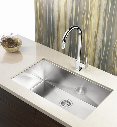 Blanco Kitchen Sinks - new Performa and Blanco Precision sinks