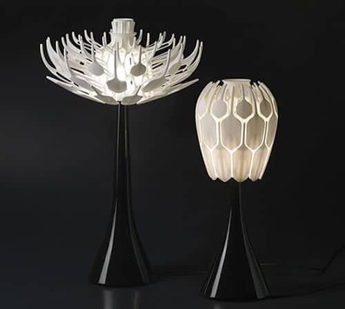 bloom table lamp mgx 1 Bloom Table Lamp By MGX