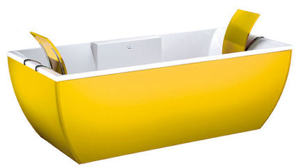 blu bleu kali kolor yellow tub Kali Kolor tubs from Blu Bleu   choose your color!