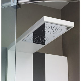 Contemporary Shower by Blu Bleu – new Light Shower Art