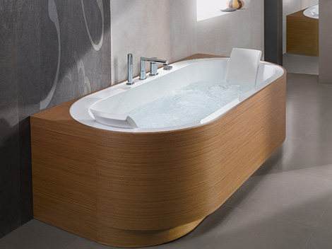 Whirlpool Bathtubs From BluBleu   New Yuma Art, Kyra Art And Naja .