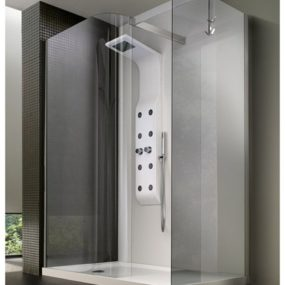 BluBleu Shower Cabin – new B-Zone cabin