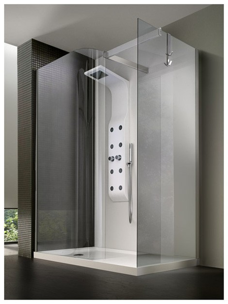 Genial Modern Shower Cabin