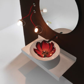 Decorative Washbasin from BMood – new Aranel washbasins