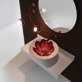 Decorative Washbasin from BMood – new Aranel washbasins