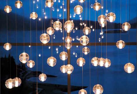 bocci fourteen suspension lights Contemporary Suspension Lights from Bocci   the Fourteen