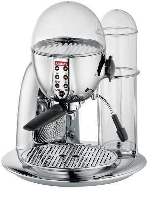 bodum espresso mashine Granos Espresso machine by Bodum   Sleek Design