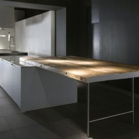 Eco-Friendly Boffi Kitchen – New Duemilaotto