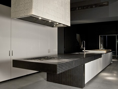 Eco Friendly Boffi Kitchen New Duemilaotto