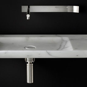 Boffi Washbasin L10 by Norbert Wangen – solid marble