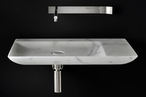 boffi l10 washbasin norbert wangen Boffi Washbasin L10 by Norbert Wangen   solid marble