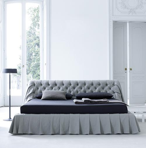 bohemian bed cinova busnelli 1 Old World Bedroom Furniture in Modern Interpretation   Bohemian Bed by Cinova Busnelli