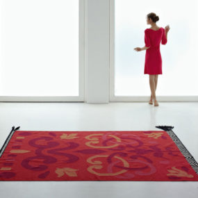 Bold Color Rugs by Gan Rugs – reversible