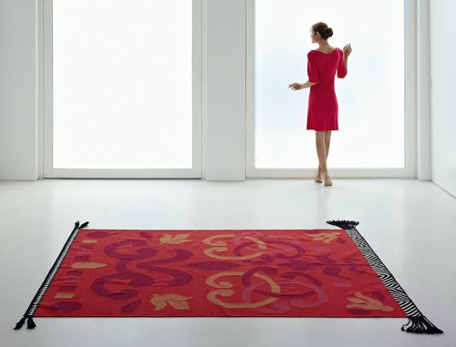 bold color rugs reversible ganrugs 1 Bold Color Rugs by Gan Rugs   reversible