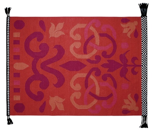 bold color rugs reversible ganrugs 2 Bold Color Rugs by Gan Rugs   reversible
