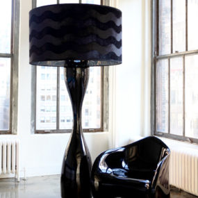 Bold Floor Lamps by Viso