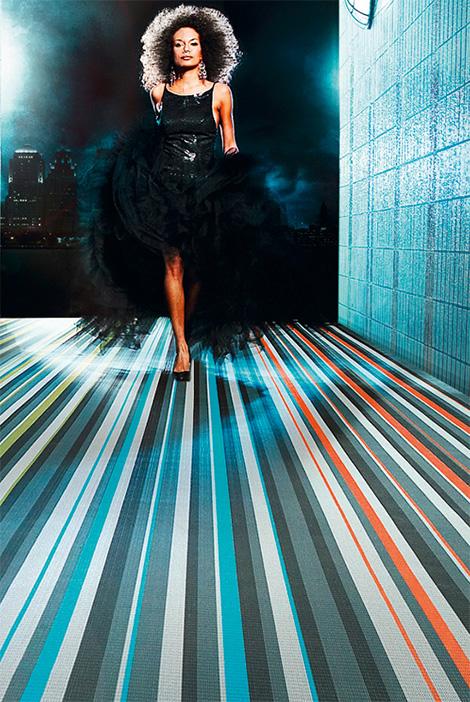 bolon spektra floor Spektra Woven Vinyl Flooring by Bolon is durable and dynamic!