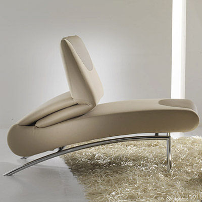 bonaldo berlin chaise lounge