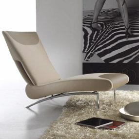 Bonaldo Poltrona Chaise Lounge by Stefan Heiliger