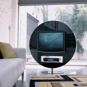 Swivel TV Stand from Bonaldo by Gino Carollo