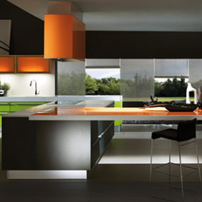 Contemporary kitchen by Bontempi – Mood Ecleticklook kitchen for every taste