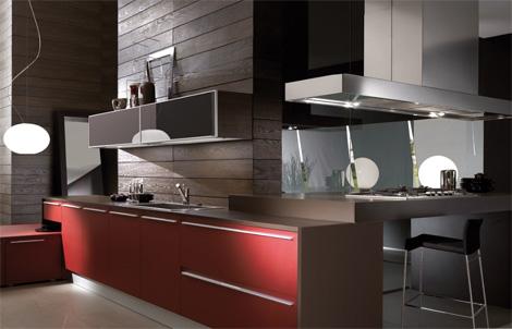 bontempi kitchen design mood ecleticklook passion detail Contemporary kitchen by Bontempi   Mood Ecleticklook kitchen for every taste