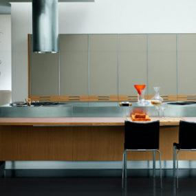 Modern Kitchen from Bontempi – Omnia kitchen