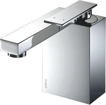 borma jado cubic bathroom faucet q1 Cubic faucet line Borma by Jado