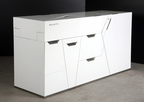 boxetti compact kitchen 1 Compact Kitchen by Boxetti