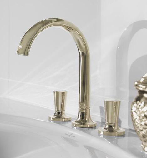 brand name faucets villeroy boch la fleur 1 Brand Name Faucets   luxury Villeroy & Boch La Fleur faucets
