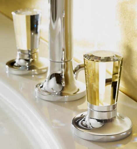 brand name faucets villeroy boch la fleur 2 Brand Name Faucets   luxury Villeroy & Boch La Fleur faucets