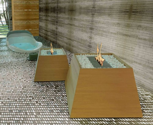 brandoni bio ethanol fireplace maya 1 Bio ethanol Fireplace by Brandoni   Maya