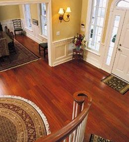 Brazilian Cherry Flooring = Exotic Red Jatoba Flooring
