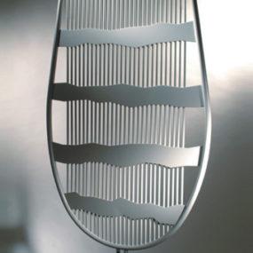 Modern Radiator from Brem – Spazio Chiuso art radiator