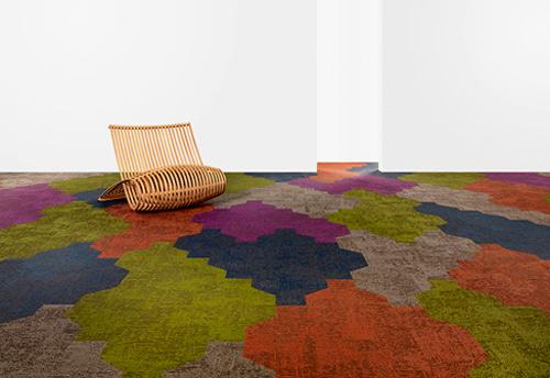 bright colored carpet bolon hard wearing 2 Bright Colored Carpet by Bolon