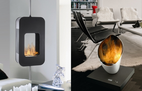 brisach ethanol fireplaces 1 Zephyr and Burn Out Ethanol Fireplaces by Brisach