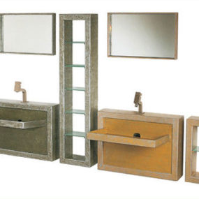 Contemporary bathroom furniture from Bristol and Bath – the Kirsten bathroom collection