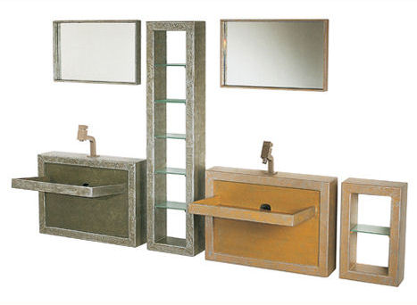 bristol and bath scale kirsten bathroom collection Contemporary bathroom furniture from Bristol and Bath   the Kirsten bathroom collection