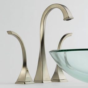 Stylish Bathroom Faucets by Brizo – new Virage