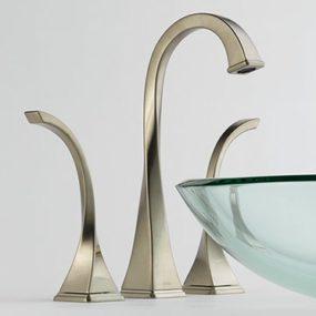 Stylish Bathroom Faucets by Brizo – new Virage