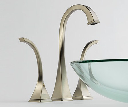 Stylish Bathroom Faucets by Brizo - new Virage