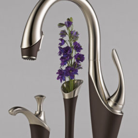 Brizo Vuelo Kitchen Faucet – new for 2011