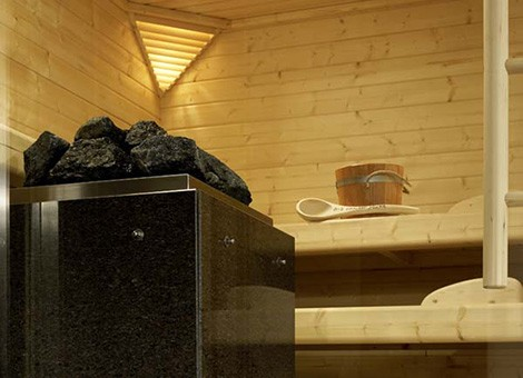 finnish sauna viitta from b s finland sauna. Black Bedroom Furniture Sets. Home Design Ideas