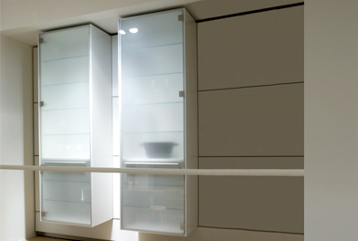frameless glass kitchen cabinet doors new b3 kitchen systems from bulthap the holistic kitchen 15558