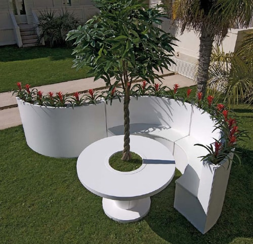 bysteel outdoor furniture boog 1