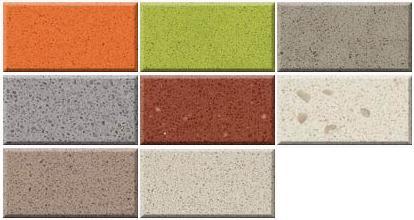 caesarstone quartz counter top colors Quartz countertops   the CaesarStone tops