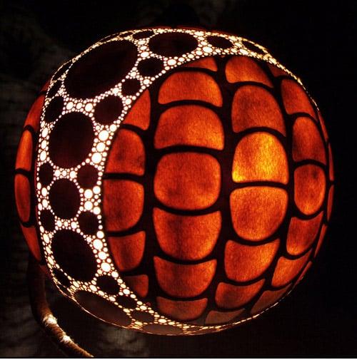 calabarte gourd lamp 9