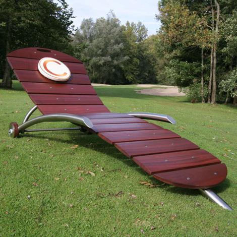 calanc outdoor furniture lounger 1 Exotic Wood Outdoor Furniture Set by Calanc